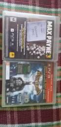 Jogos de PS3 20 reais casa