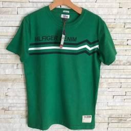 Camiseta  Tommy 60,00 Tam G