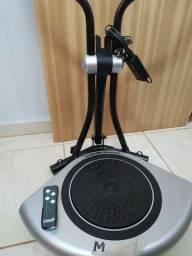 Plataforma vibratória com controle