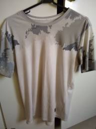 Camisa camuflada  Nike dry