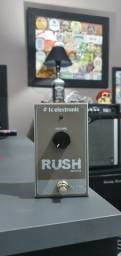 Pedal Tc Electronic Rush-Clean boost.