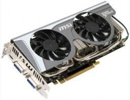 MSI NVIDIA GeForce GTX 560 Ti Twin Frozr II/OC 1GB GDDR5 256-bit PCI-E 2.0 x16<br><br>