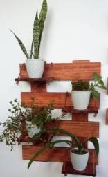 Suporte para plantas vasos