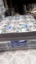 Cama box padrão Solft pluma Ortobom