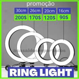 RING LIGHT RECIFE 30CM 26CM 20CM 16CM