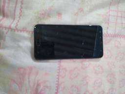 Zenfone 3 selfie com tela quebrada