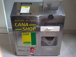 Garapeira Cana Shop 200 litros hora