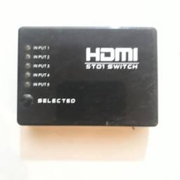 Hub switch HDMI