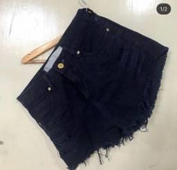 Short jeans dwz azul