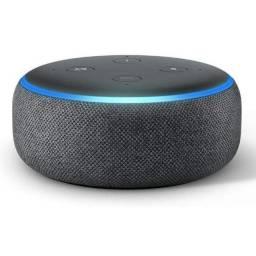 """Echo Dot 3° Geração (Alexa). """"Caixa de som"""""""