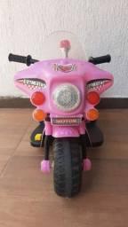 Mini moto elétrica