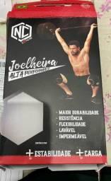 JOELHIERA E MUNHEQUEIRA NC Nunca usada!