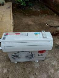 Ar condicionado LG dual inverter 9.000  (leia o anúncio primeiro)
