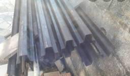 Forma metálica para vigota de concreto