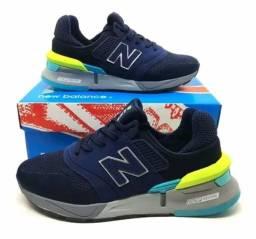 Tênis New Balance 997S Azul e Cinza PRONTA ENTREGA<br><br>