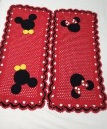Duo de tapetes Mickey /Minie