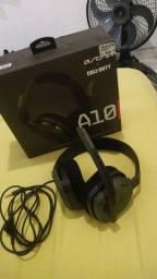 Fone de ouvido Gamer A10