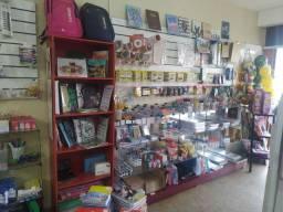 Loja de Papelaria, Armarinho, brinquedos e variedades