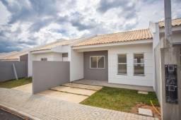 Residência em Condomínio Fechado no Estados-Fazenda Rio Grande-PR. R$159.900,00