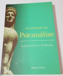 Livro: Vocabulário Da Psicanálise - Universitário Impecável