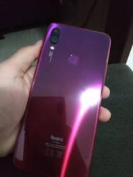 Vendo ou troco celular Xiaomi Redmi Note 7