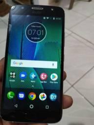 Moto g5s plus 32 GB com biometria, detalhe leia e confira