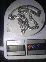 Prata/Corrente 80 gramas