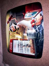 Kit Coca Cola (garrafinhas, engradado, mouse pand, bola olimpíadas e garrafa Copa)