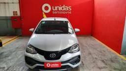 Etios Sedan X Automático 1.5 2019 -completo