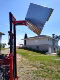 Carregador de frutas 600kg