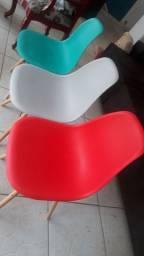 Cadeiras eames