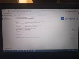Notebook com toque na tela I3 , Abaixei para vender logo