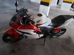 Vendo Moto CBR 600F 2013V