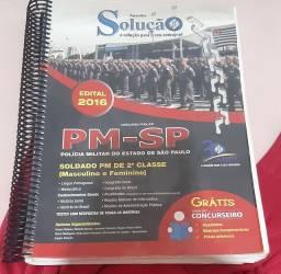Apostila concurso Soldado PMESP