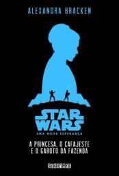 Star wars, a princesa, o cafajeste e o garoto da fazenda