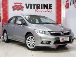 Honda Civic LXR 2.0 Muito NOVO - TOP