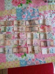 Dinheiro Moeda Antiga