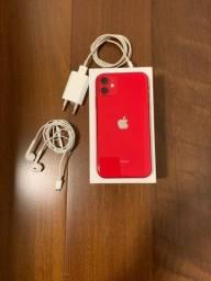 Iphone 11 128gb - Vermelho