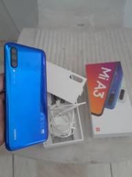 Xiaomi mi a3 64 GB ZERADO COMPLETO COM DIGITAL NA TELA