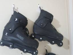 Patins traxart new Black Souls