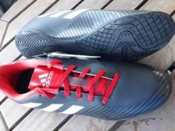 Chuteira Adidas Futsal Artilheiro III. Nova na caixa. Entrego Grátis ilha / centro