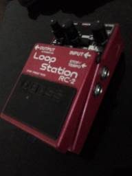 Pedal Boss RC2 LOOP STATION