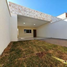 Casa Top 3Q com 1S Churrasqueira no Setor Parque das Flores