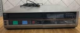 Vídeo Cassete (VHS) Sharp Antigo