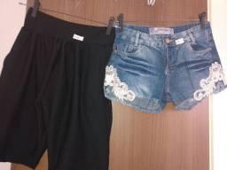 Brechó. Shorts