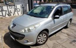 Vendo Peugeot, 207 SW, 2010 completo de tudo