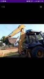 Máquina reto escavadeira 80,0000