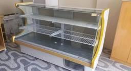 Balcão vitrine refrigerador gelopar