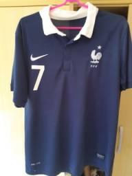 Camisa França 2014