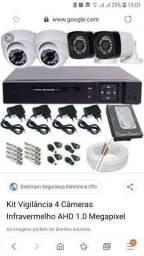 Câmeras -  CFTV - Sistemas De Segurancas em Geral